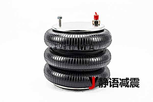 CT460-330三层橡胶空气弹簧减震器供应